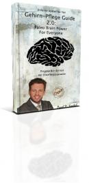 Paleo Gehirn-Pflege Guide 2.0 - Das Buch