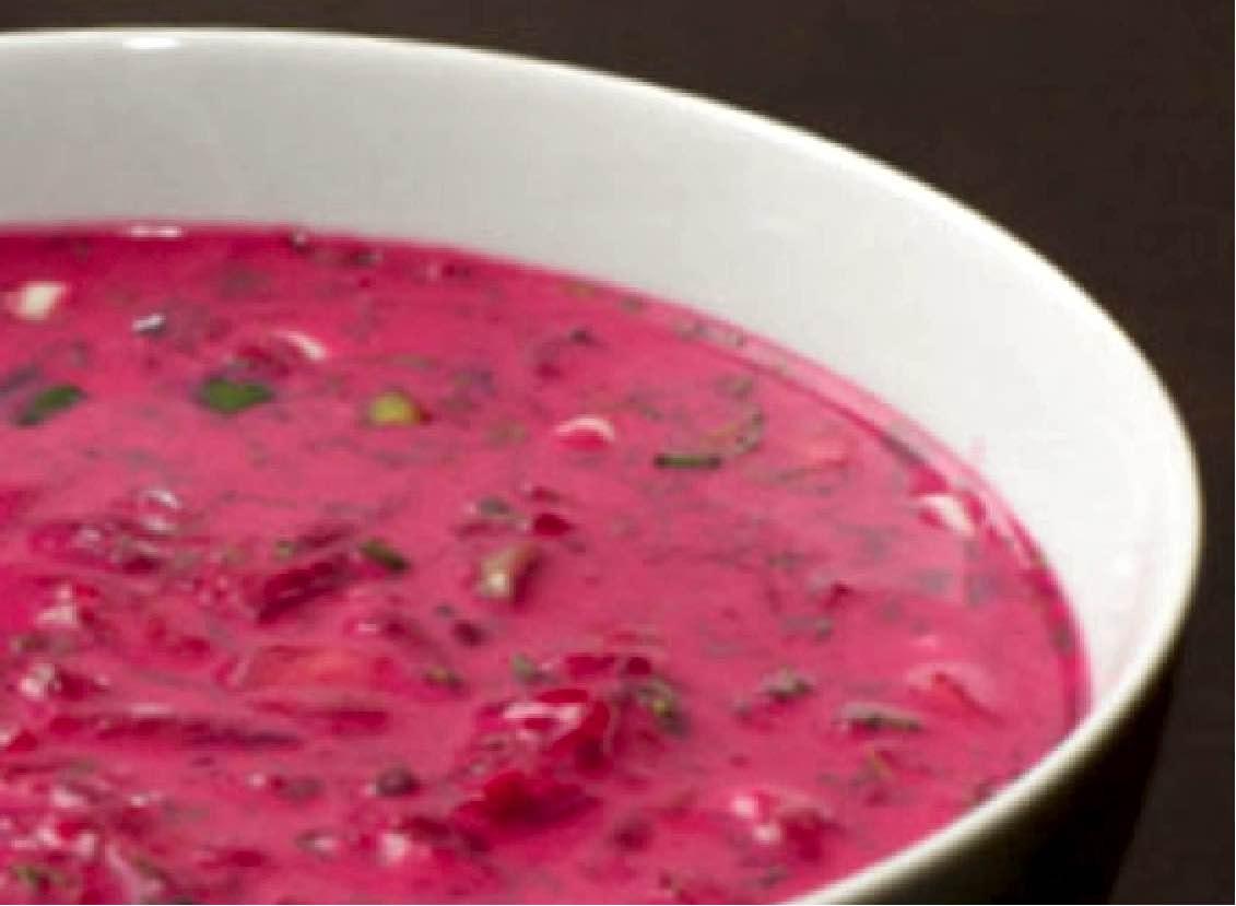 rezept rote bete suppe mit limone und kokosmilch blog. Black Bedroom Furniture Sets. Home Design Ideas